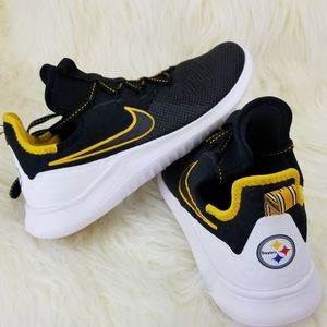NEW NIKE FREE TR 8 STEELERS Running Shoes Sneakers
